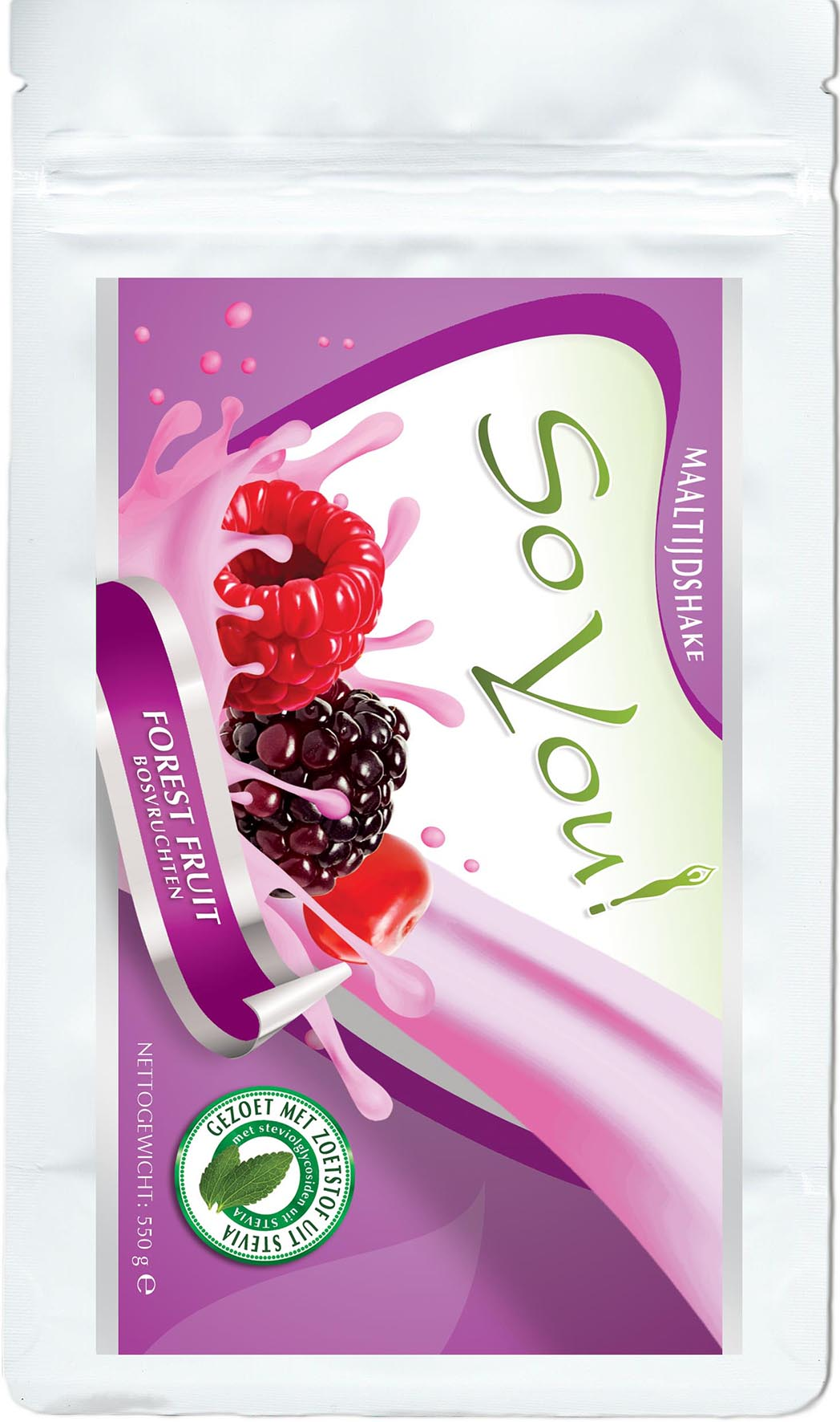 SoYou! 2 portie sachet Forest Fruit
