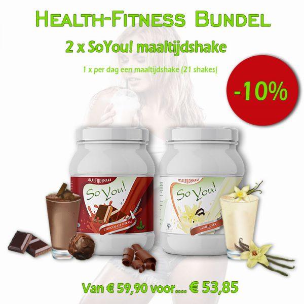 Health-Fitness Bundel