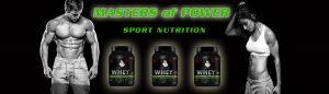 Sport Nutrition Whey 80