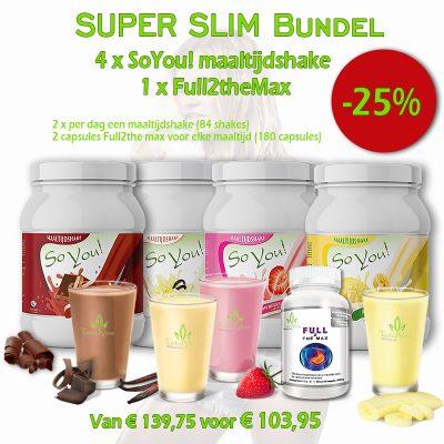 SoYou Super Slim Bundel